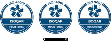 ISO 45001 ISO 14001 ISO 9001